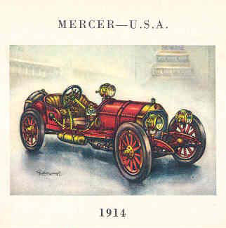 mercer raceabout card 14