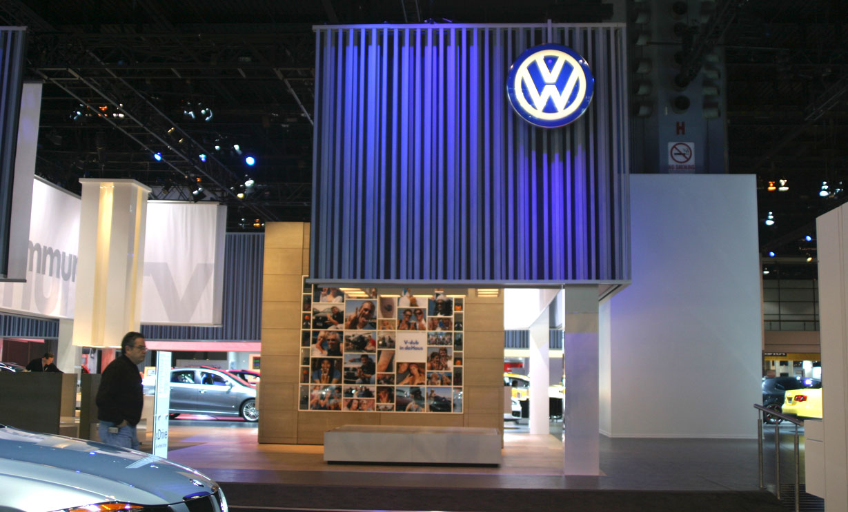 volkswagen exhibits cartype. Black Bedroom Furniture Sets. Home Design Ideas