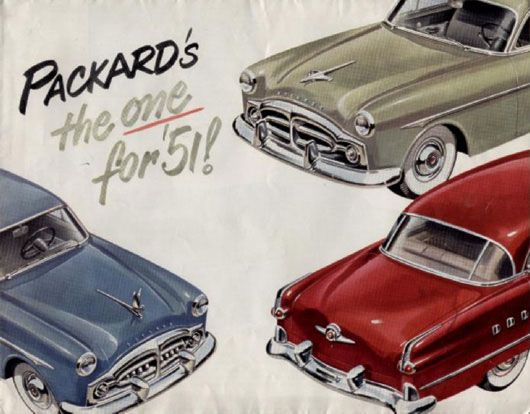 packard brochure
