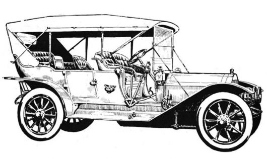 pierce arrow 11