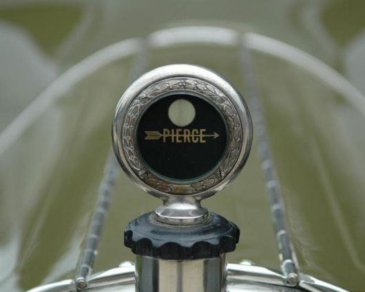 pierce radiator emblem 19