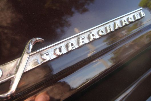 supercharged emblem graham 40