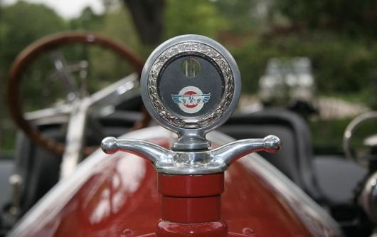 stutz bearcat hood ornament 13