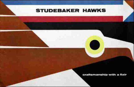 studebaker hawk catalog 56