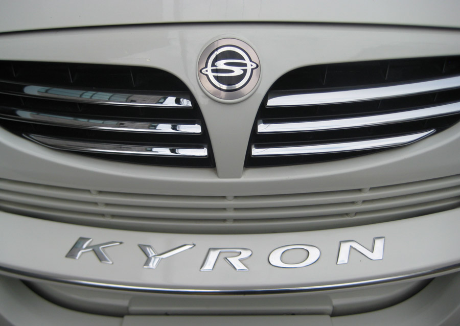 Auto Transport Quotes >> SsangYong | Cartype