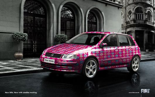 fiat stilo dots ad