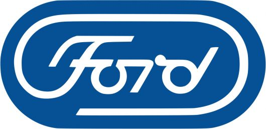 ford logo by paul rand 66
