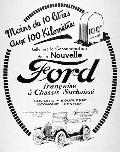 ford modelt french 24