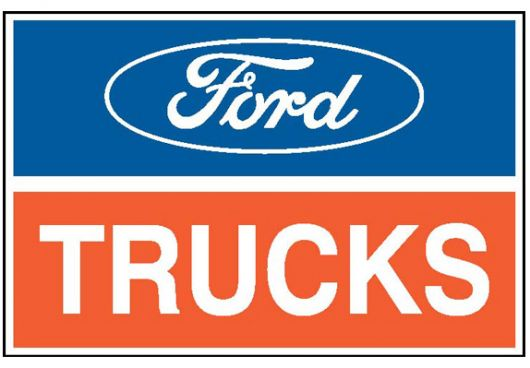 ford trucks logo 01
