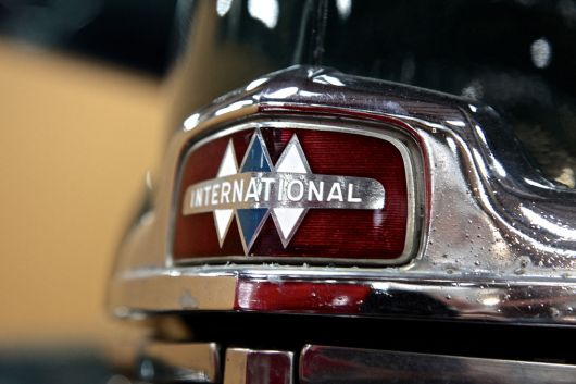 international kb2 panel truck international emblem lg 47 1