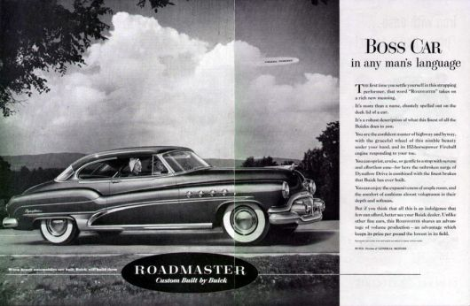 buick ad a 51