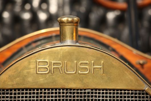 brush radiator emblem 07