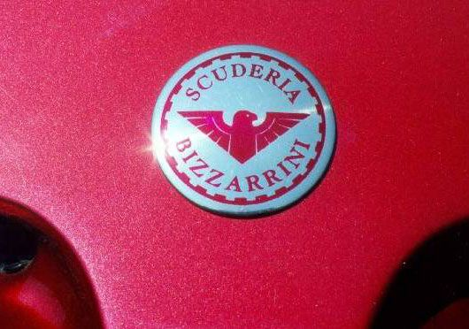 bizzarrini badge