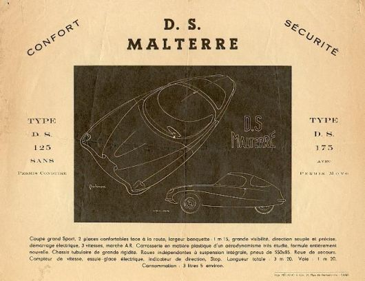 ds malterre cat 55