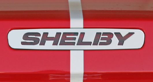 shelby 3rd brake light