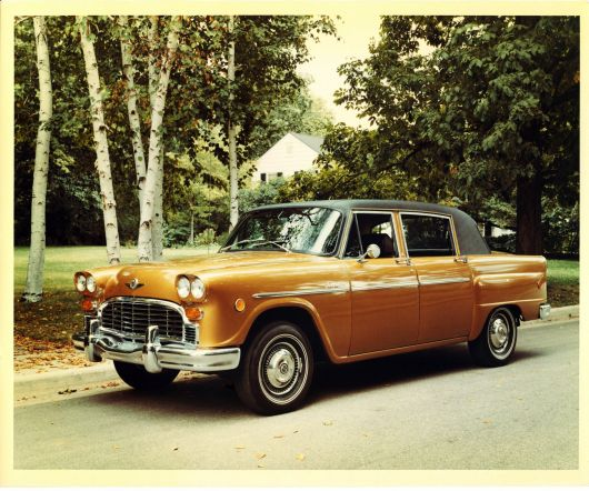 checker cab 72