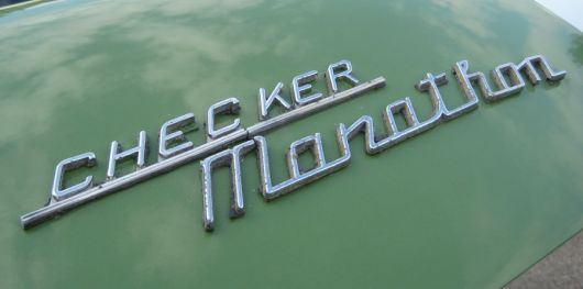 checker marathon emblem 1 81
