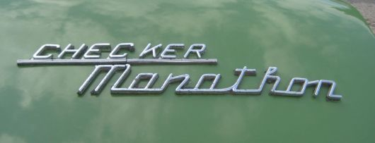checker marathon emblem 2 81