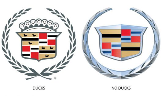 cadillac ducks