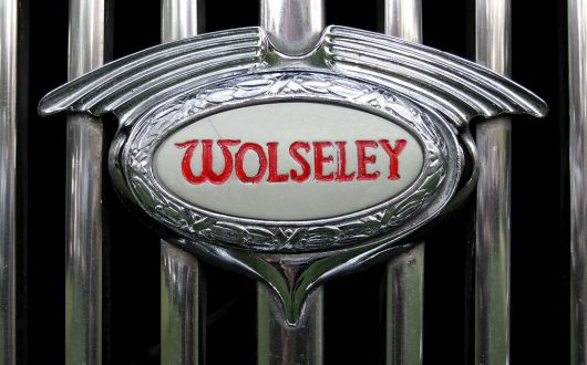 wolseley badge 2