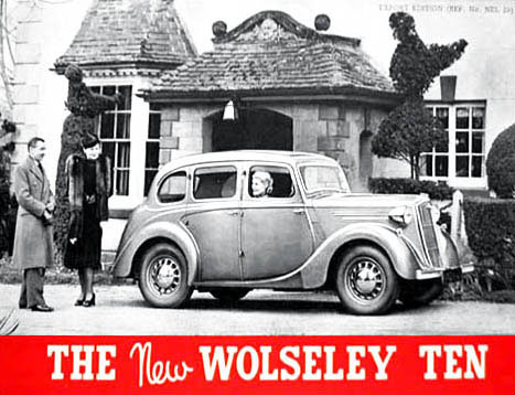 wolseley ten cover 46