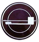jensen interceptor horn badge 2
