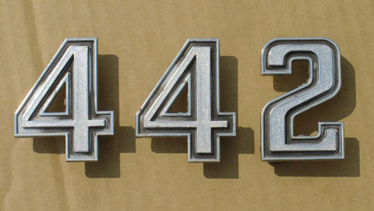emblems by number cartype