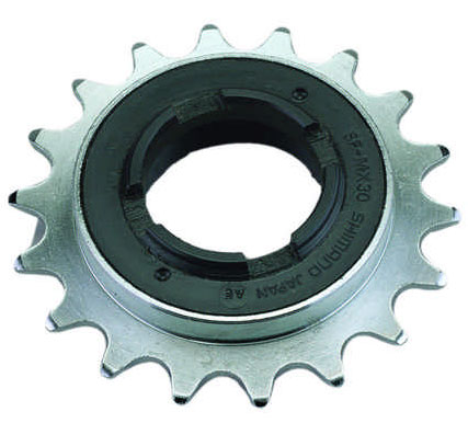 shimano single speed freewheel