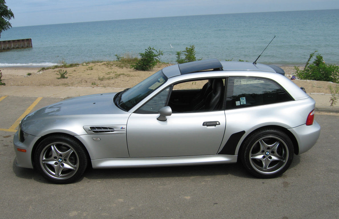 Bmw M Coupe 2001 Cartype