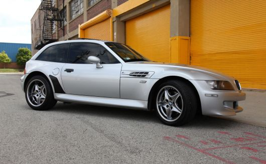 bmw m coupe 01 09