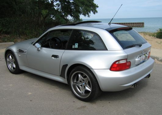 bmw m coupe rs2