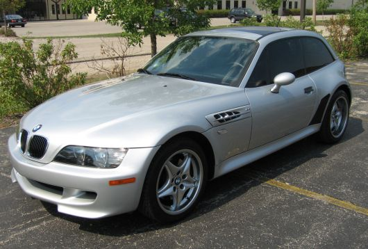 bmw m coupe wt4