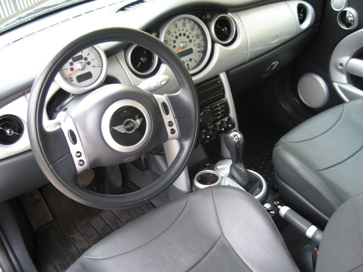Mini Cooper 2001 Cartype