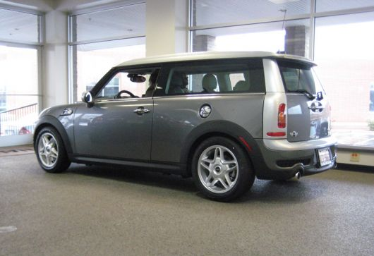 mini cooper s clubman 2008 cartype. Black Bedroom Furniture Sets. Home Design Ideas