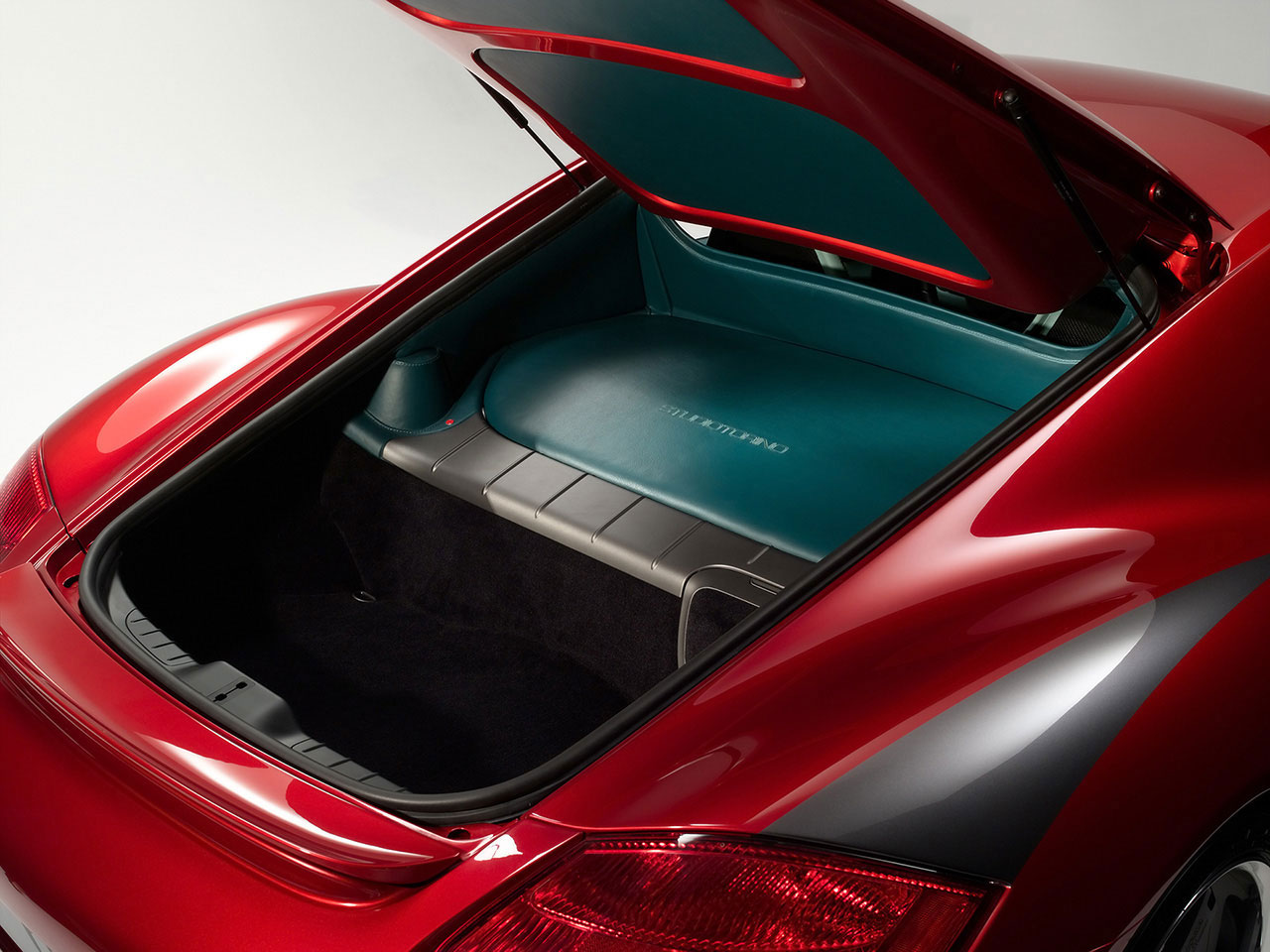 Ruf Rk Coupe Cayman 2007 Cartype
