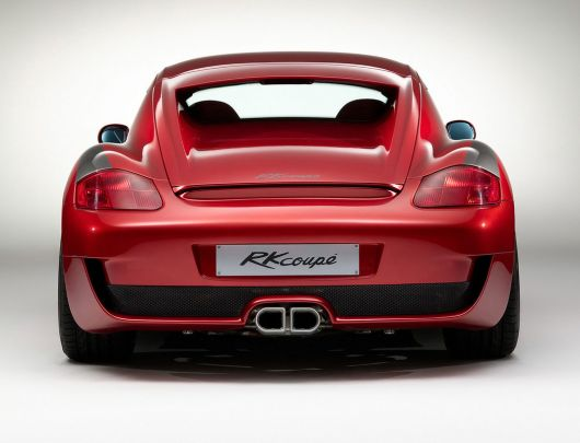 ruf rk cayman rear