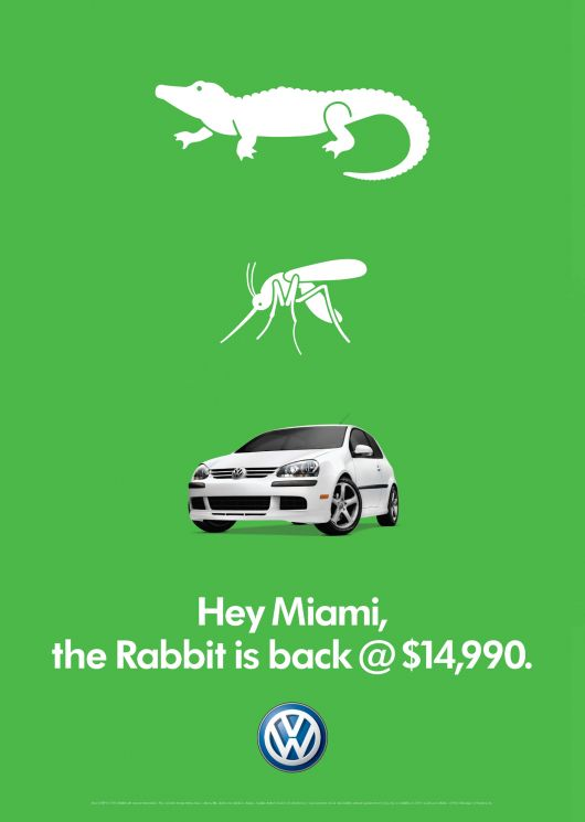 vw rabbit miami ad 06
