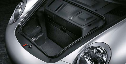 porsche 911 997 turbo trunk