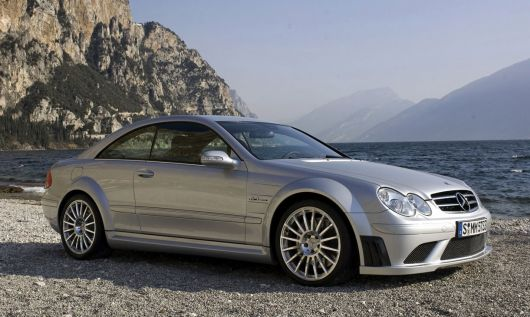 mercedes clk63 amg black series sf1