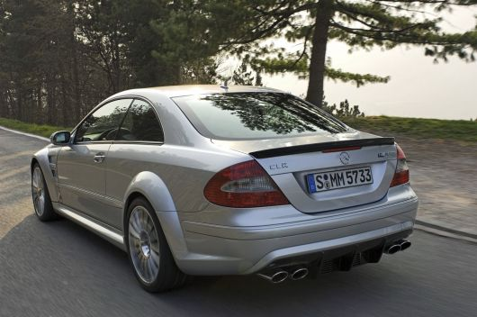 mercedes clk63 amg black series sr1