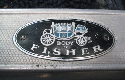 body by fisher emblem buick electra sill 2 60