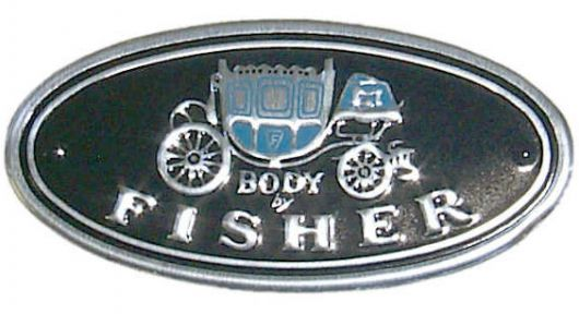 body by fisher emblem