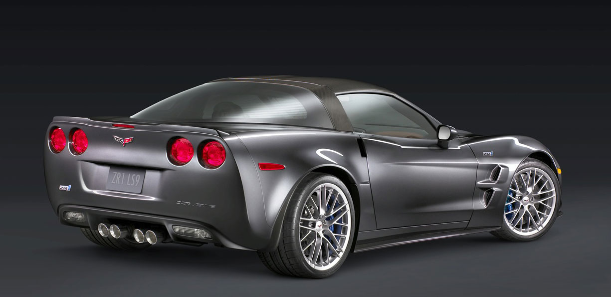 Chevrolet Corvette ZR1 : 2009 | Cartype