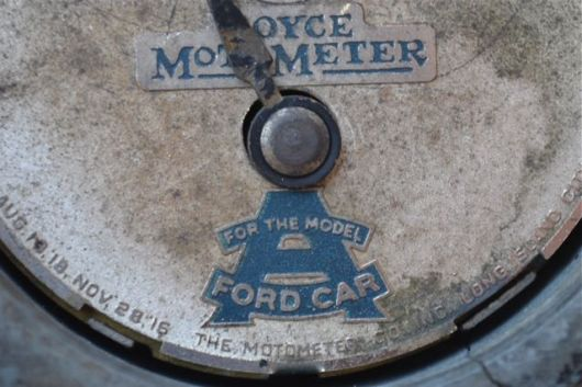 ford model a deluxe town sedan boyce moto meter 2 29