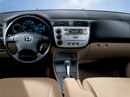 honda civic h in1