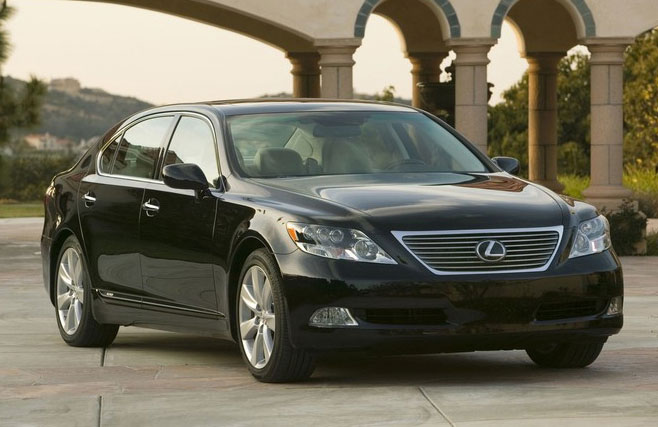 lexus ls 600h l 2008 cartype. Black Bedroom Furniture Sets. Home Design Ideas