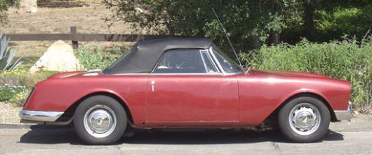 facel vega 54 side top