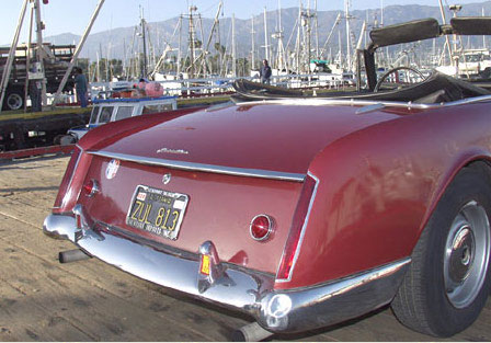 facel vega 54 tail1