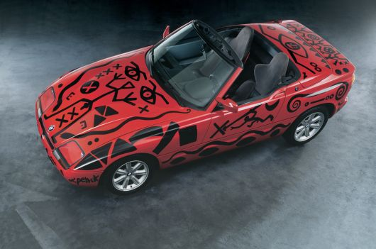 bmw z1 ar penck art car 2 91