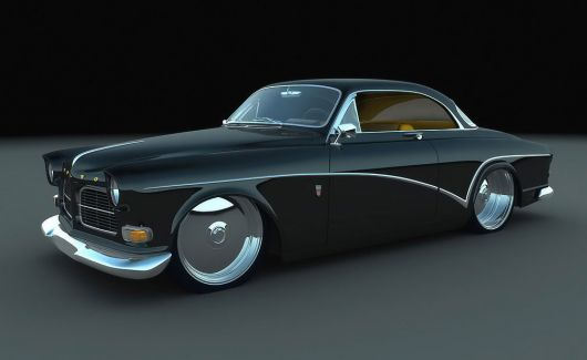 volvo amazon fs1